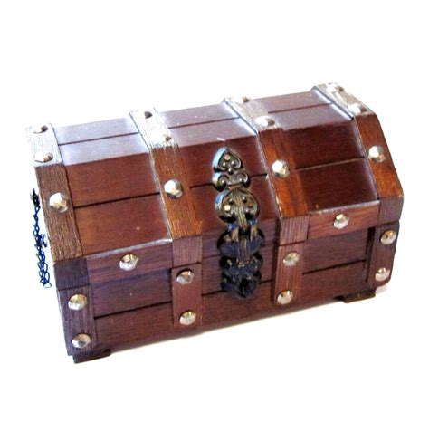 Small Wooden Treasure Chests For Sale